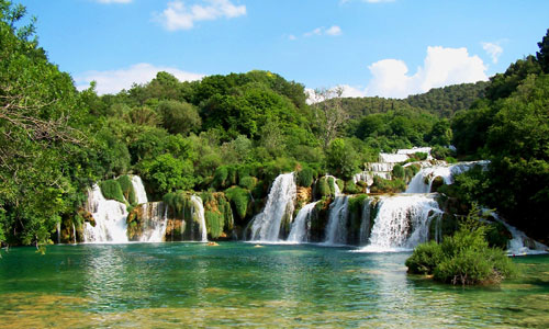 Krka waterfalls EXCURSION