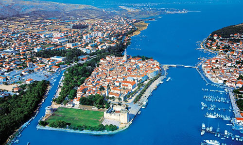 EXCURSION Trogir